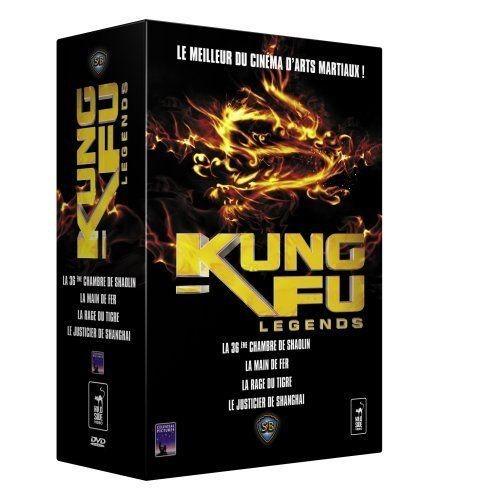 Kung fu legends coffret la 36 me chambre de shaolin for 36eme chambre shaolin