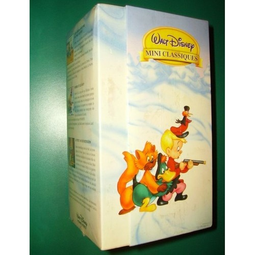 Ane Walt Disney : Coffret mini classiques disney pierre et le loup