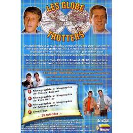 Globe-Trotters, Les - L\'intégrale - DVD Zone 2 - Priceminister - Rakuten