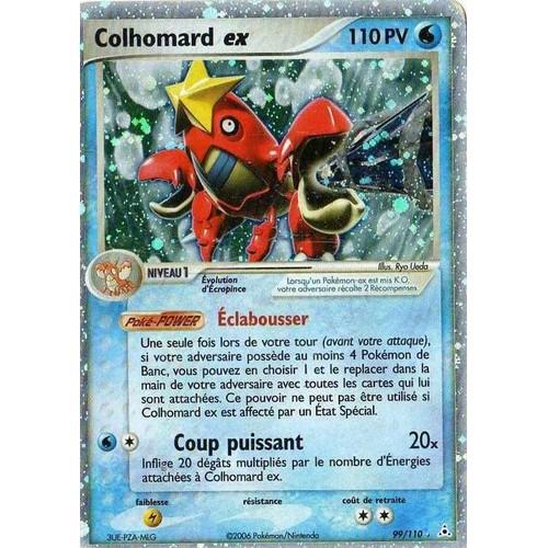 Colhomard ex ultra rare pokemon neuf et d 39 occasion - Photo de pokemon rare ...