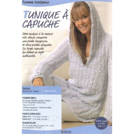 Modele tricot tunique gratuit