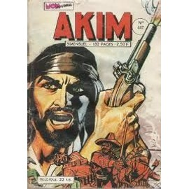 Akim N� 447 : L'absent De L'histoire