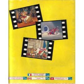 album figurines panini n 1 basil d tective priv the walt disney company 1986. Black Bedroom Furniture Sets. Home Design Ideas