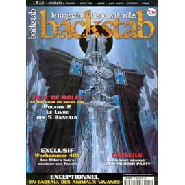 Backstab N� 12 : Backstab