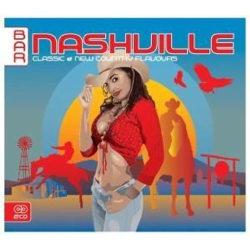 Collectif Bar Nashville   European Import CD Album 969633179_L