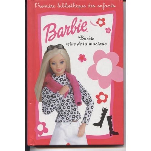 Barbie, Reine De La Musique N° 13 De Liliane Crismer