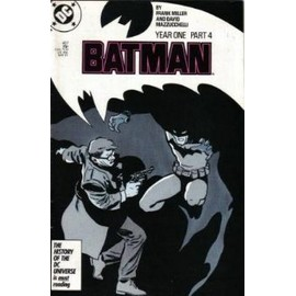 Batman N� 407 : Year One : Part 4