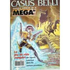 PRESSE ROLISTE/JEUX Collectif-Casus-Belli-Hors-Serie-N-5-Mega-Revue-346855069_ML