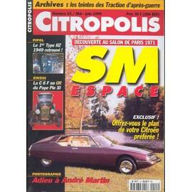 Citropolis N� 15 : Sm Espace