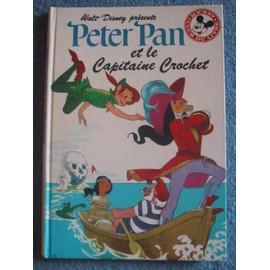 Club du livre mickey n 2245005260 peter pan et le - Peter pan et capitaine crochet ...