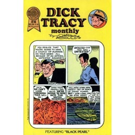 Dick Tracy Monthly N� 4