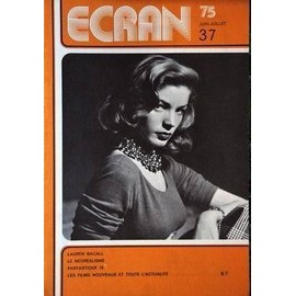 Ecran N� 37 Du 01/06/1975