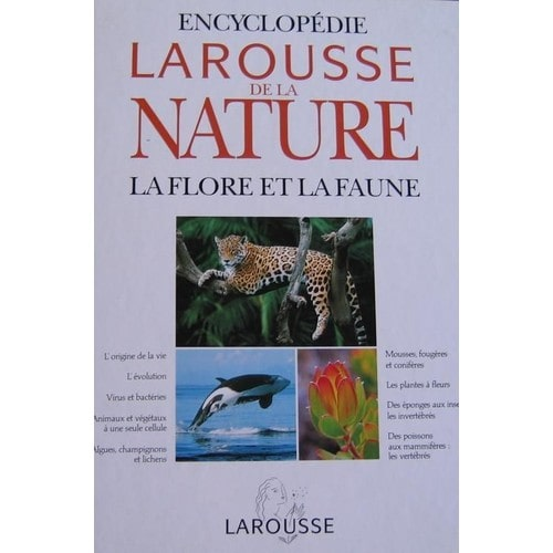 encyclopedie la faune