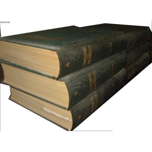 encyclopedie larousse ancienne