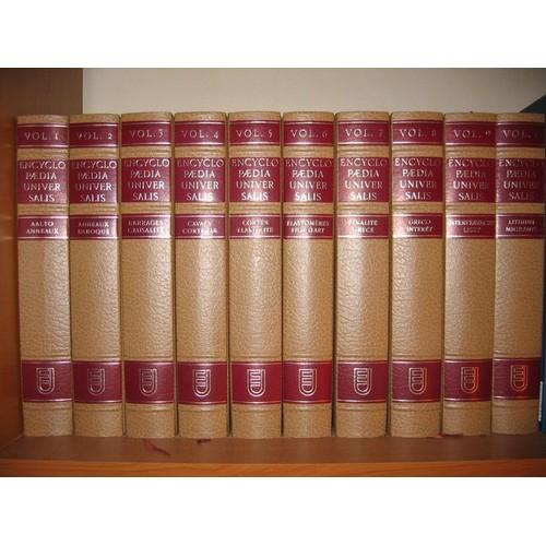 encyclopedie universalis 1982