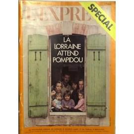 Express (L') N� 1082 Du 03/04/1972