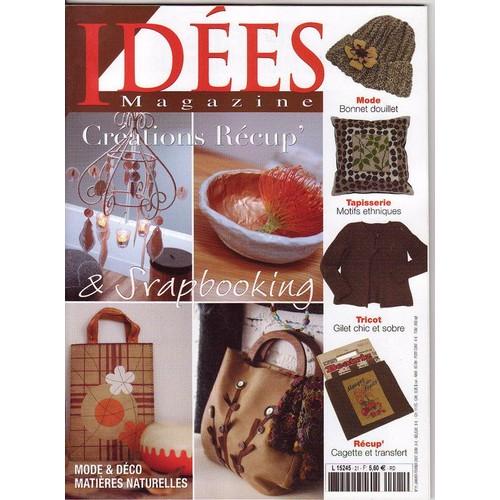 94792d3183 Collectif-Idees-Magazine-N-21-Creations-Recup-Srapbooking-Mode-Deco-Matieres-Naturelles-Revue-499644278_L.jpg