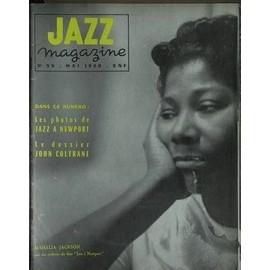 Jazz Magazine N� 59 Du 01/05/1960