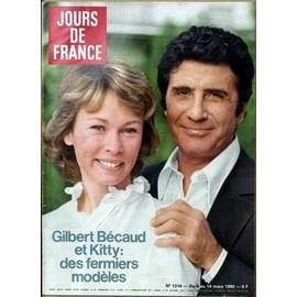 Jours De France N� 1314 Du 08/03/1980