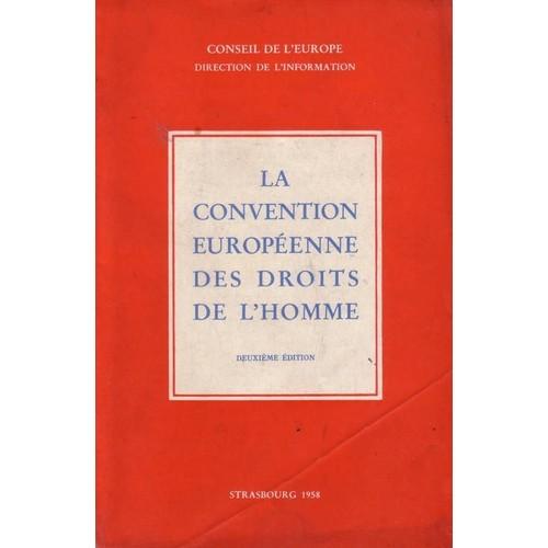 convention europeenne des droits de d homme post 6