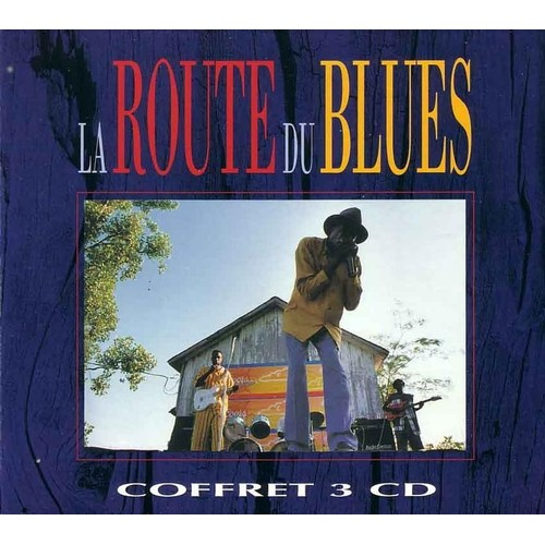 la route du blues collectif cd album priceminister rakuten. Black Bedroom Furniture Sets. Home Design Ideas