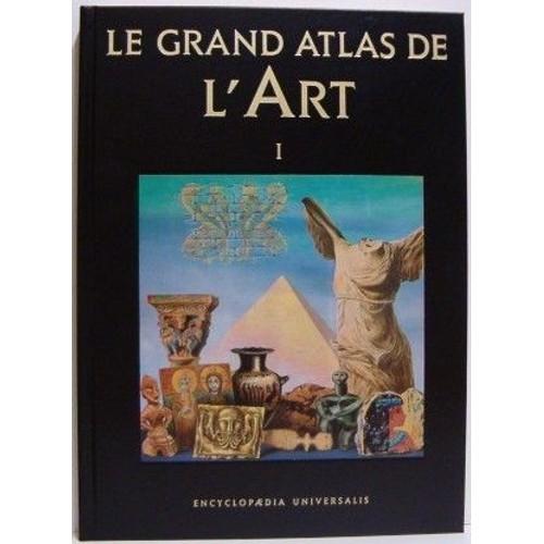 encyclopedie universalis atlas
