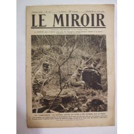 Le miroir n 126 un casse croute du g n ral joffre au for Le miroir casse
