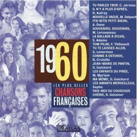 Les plus belles chansons fran aises n 1960 les ann es 60 - Serie les annees coup de coeur ...