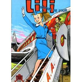 Lili N� 20 : Lili Hotesse De L'air
