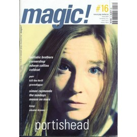 Magic! Revue Pop Moderne N� 16 : Portishead, Cornershop, Coldcut, Mouse On Mars...