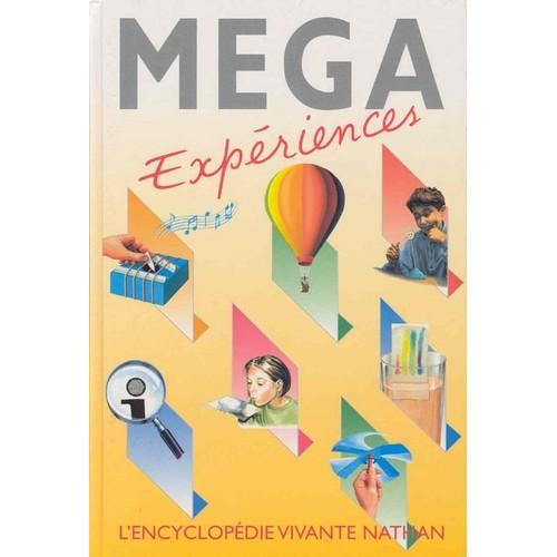 Séquence émotion : jeux éducatifs vintage Collectif-Mega-Experience-Livre-135258230_L