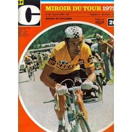 Miroir du cyclisme n 205 miroir du tour 1975 for Le miroir du cyclisme