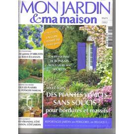 Mon Jardin U0026 Ma Maison N° 506 : Des Plantes Vivaces Sans Soucis Pour  Bordures Et Massifs