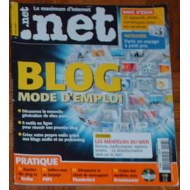 .Net N� 97 : Blog Mode D'emploi