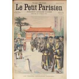 Petit Parisien Illustre (Le) N� 595 Du 01/07/1900
