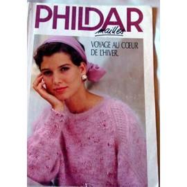 Revue De Tricot Phildar N�196 N� 196 : Phildar Mailles