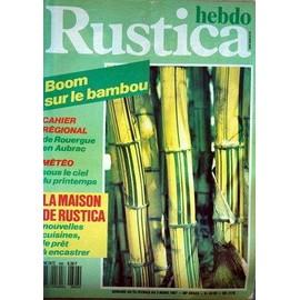 Rustica Hebdo N� 896 Du 25/02/1987