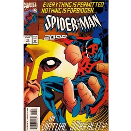 Spiderman 2099 N� 13 : Spider-Man In Virtual Unreality