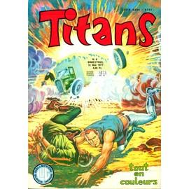 Titans N� 8 De Mai 1977