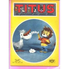 Devinette du jour Collectif-Titus-Le-Journal-Du-Petit-Lion-N-2-Revue-311776932_ML