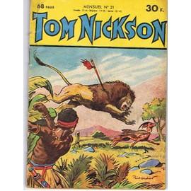 Tom Nickson N� 21 : L'�trange Ferbook