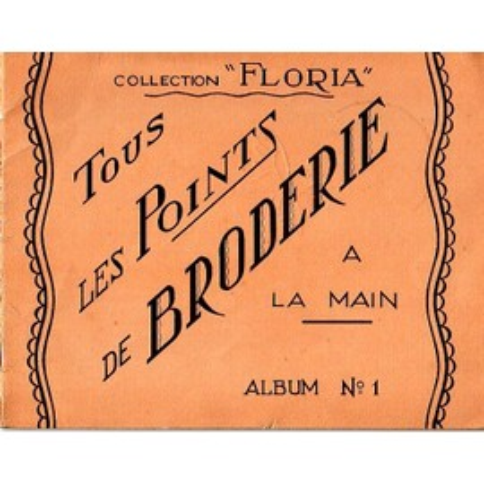 Tous Les Points De Broderie � La Main de Collectif, .