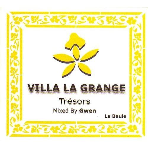 villa la grange tr sors mixed by gwen la baule gwen cd album. Black Bedroom Furniture Sets. Home Design Ideas