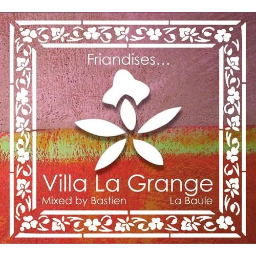 villa la grange vol 3 mixed by bastien la baule european import cd album. Black Bedroom Furniture Sets. Home Design Ideas