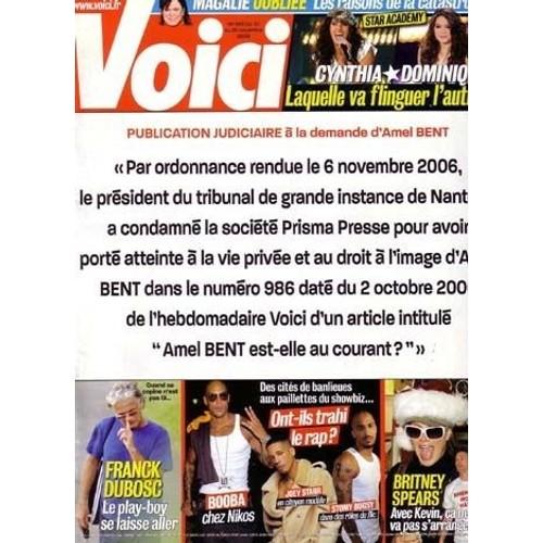 Collectif-Voici-N -993-Cyntia-Dominique-Franck-Dubosc-Ont-Ils-Trahi-Le-Rap-Britney-Spears-Revue-563853291 L.jpg 01beb7680e5a
