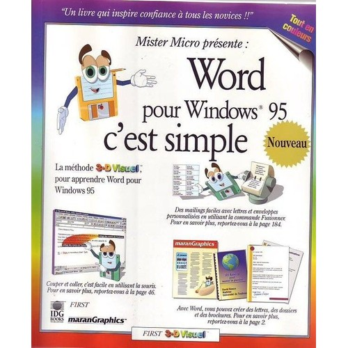 word pour windows 95 cest simple