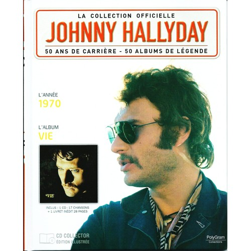collection officielle johnny hallyday pas cher ou d 39 occasion sur priceminister rakuten. Black Bedroom Furniture Sets. Home Design Ideas