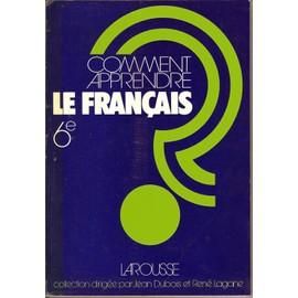 comment prendre le francais