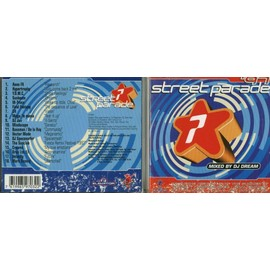 Street Parade 97 - Compilation Mixee Par Dj Dream