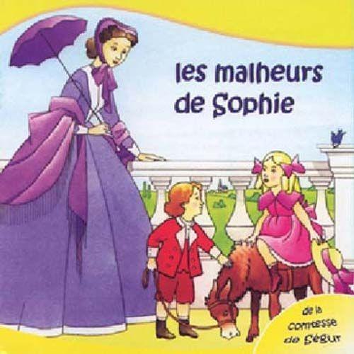 Les Malheurs De Sophie  La Comtesse De Segur CD Album ~ Les Bois De Sophie